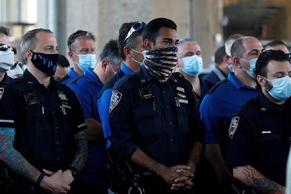Полицейские вСША пожаловались наненависть инеблагодарность американцев