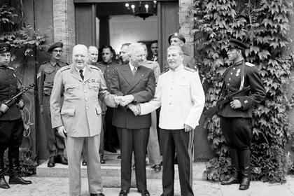 Россия отказалась отправить артефакты Второй мировой вЕвропу из-за Сталина