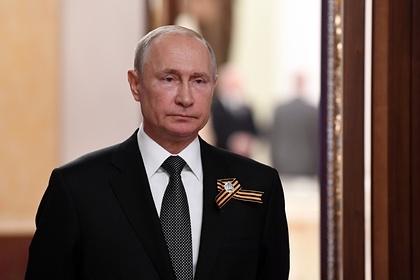 Статья Путина оВторой мировой зацепила Германию