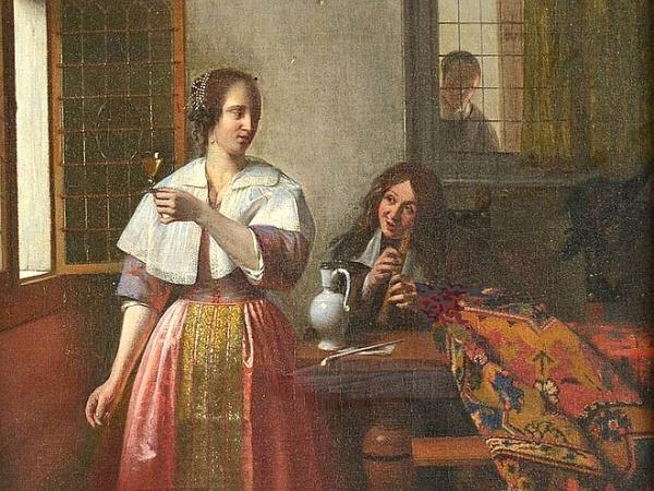 В Антверпене представят вероятную копию утраченной картины Вермеера