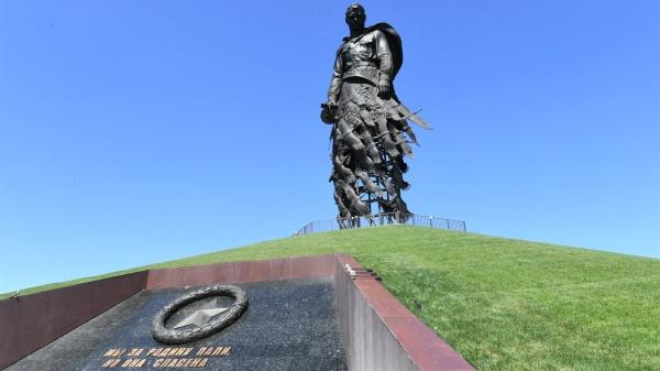 В Тверской области открылся Ржевский мемориал Советскому солдату