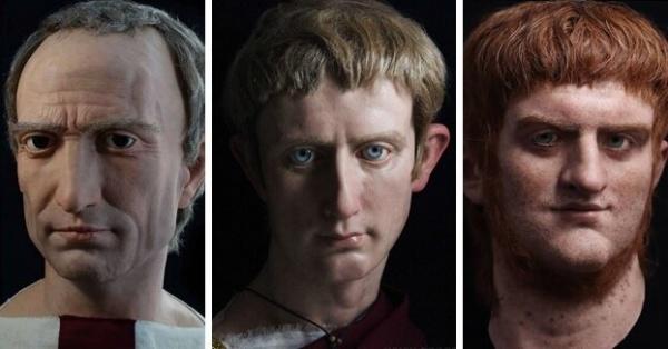 Вот как насамом деле выглядел жестокий император Калигула