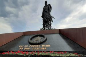 Ржевский мемориал посетили более 30 тысяч человек