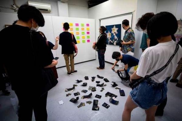Выставка «доступного для кражи искусства» открылась в Японии                             ARTinvestment.RU14 июля 2020