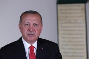 Эрдоган назвал изменение статуса Святой Софии шагом к великой Турции
