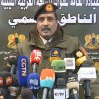 Мисмари заявил о надвигающемся бою на линии Сирт — Джуфра в Ливии