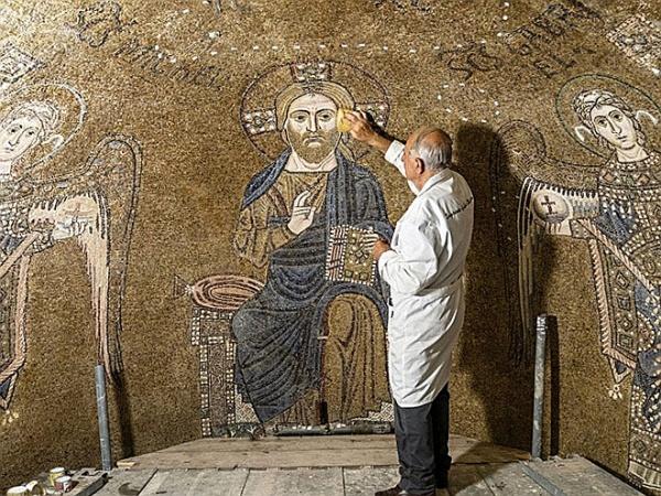 Самые древние фрески в Венеции и Венецианской лагуне обнаружены на Торчелло
