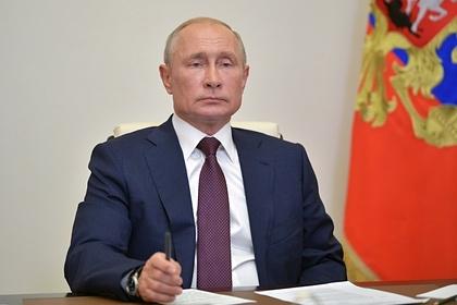 В Госдуме порассуждали о «титуле ввеках» для Путина