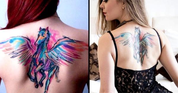 Было— стало: как стареют татуировки