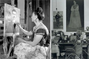 100 знаменитых художников иихмастерские
