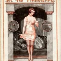 Иллюстрации легендарного журнала LaVie Parisienne сналетом эротики встиле ар-нуво