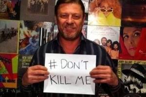 «Нехочу больше умирать!»: Шон Бин отказался отфильмов, вкоторых его убивают