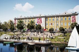 Открытие центра современного искусства в Вологде