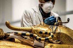 Строительство Большого Египетского музея завершается