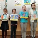 Спектр. Рисование в младшей группе — фото